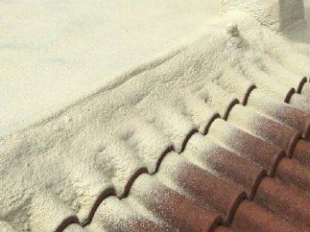 Μόνωση Ταράτσας 120τμ με πολυουρεθάνη - Νέα Μάκρη